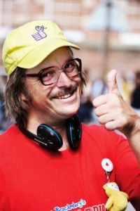 DJ Ivan Brackenbury (Represented By Our Agency)