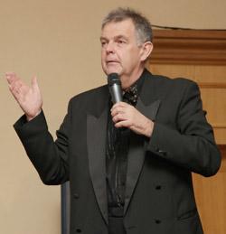 Geoff Miller OBE