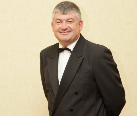 John Parrott MBE