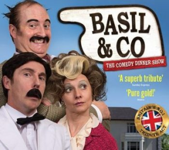 Basil & Co – The Comedy Dinner Show