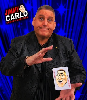 Jimmy Carlo – Comedy Magician